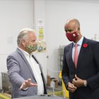 On Oct 30 2020 the Honorable Ahmed Hussen (MP York South-Weston) toured dynaCERTand39s Toronto assembly plant and learned about HydraGEN™ Technology from DYA COO andamp Chief Engineer Robert Maier
